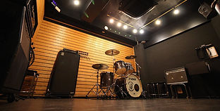 新宿作曲教室スタジオ内