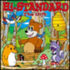 Hi-STANDARD tab譜