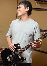 東京、神奈川ギター教室講師