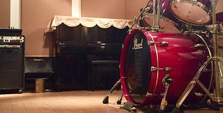 狛江作曲教室スタジオ