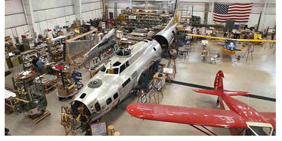 Champaign Aviation Museum Tour