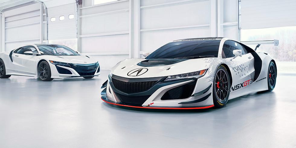Honda Heritage Center + Acura NSX Design Presentation