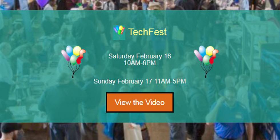 2019 Tech Fest Volunteering