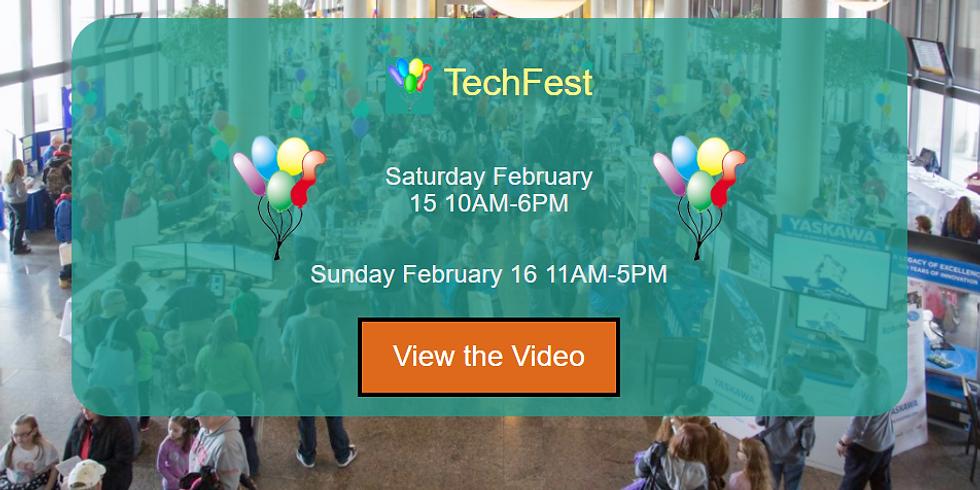 2020 Techfest Volunteering