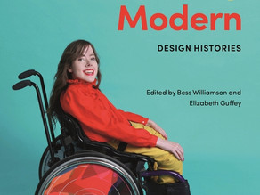 """What We're Reading: """"Making Disability Modern: Design Histories"""" (2020)"""