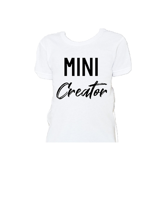 Mini Creator- Black