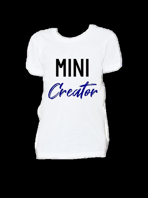 Mini Creator- Blue