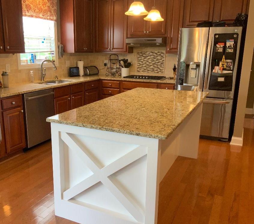 Countertop Replacement Granite Remnant