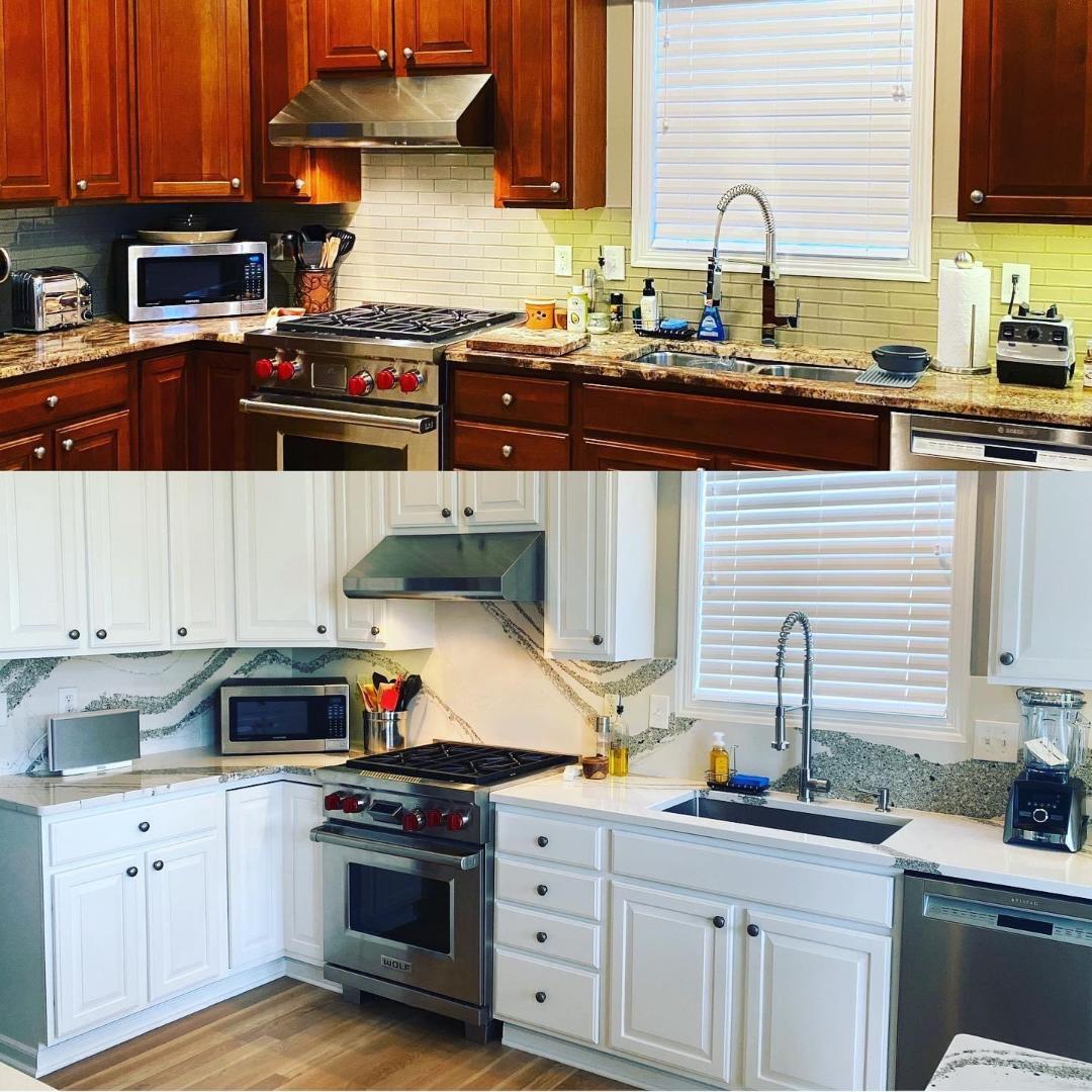 Kitchen Renovation Cambria Annica
