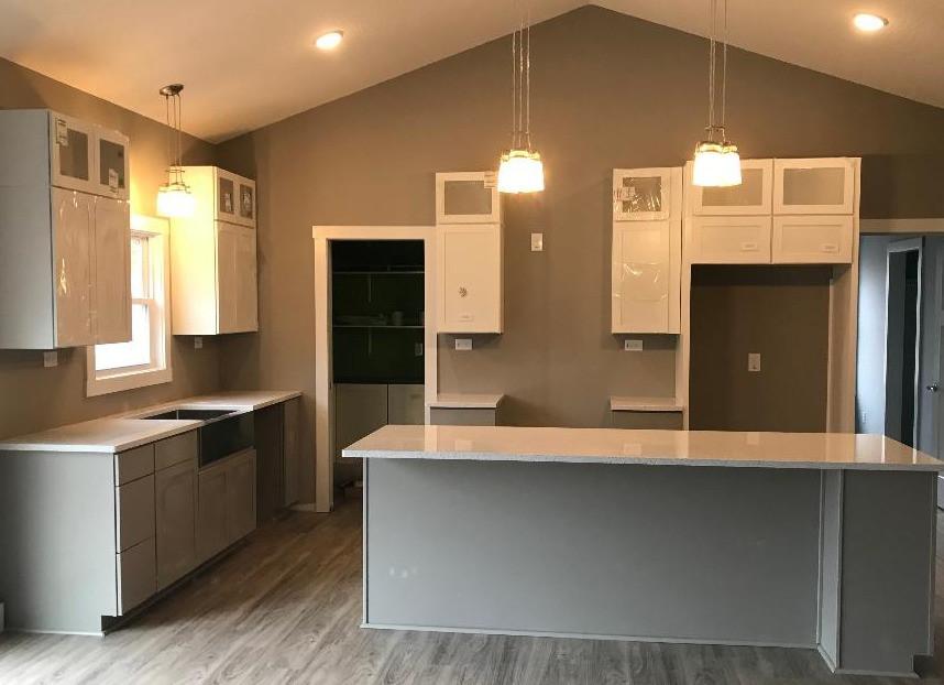 Kitchen Renovation - Cambria Whitney