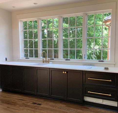 Kitchen Renovation - Marble