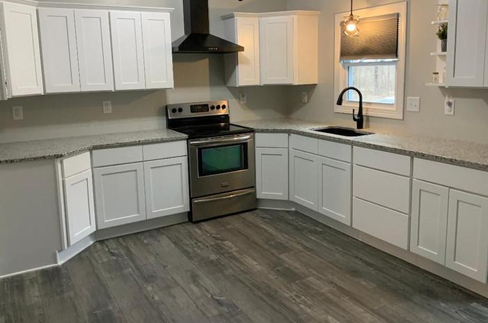 Kitchen Renovation - Valle Nevado