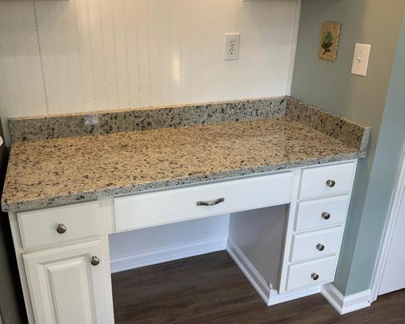 Countertop Replacement Granite Crema Pearl