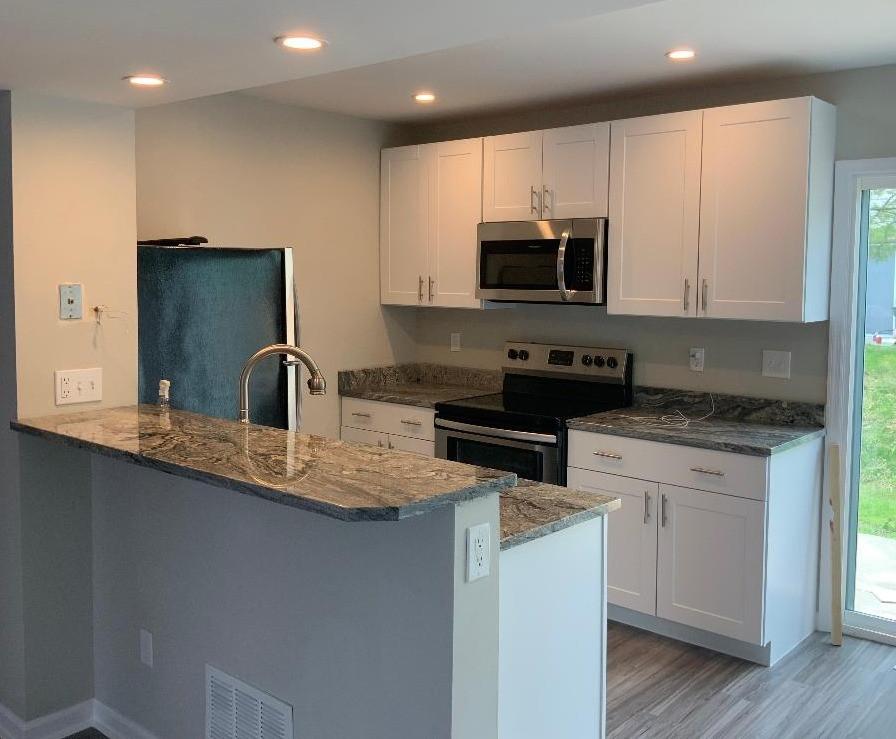 Kitchen Renovation - Level 2 Granite