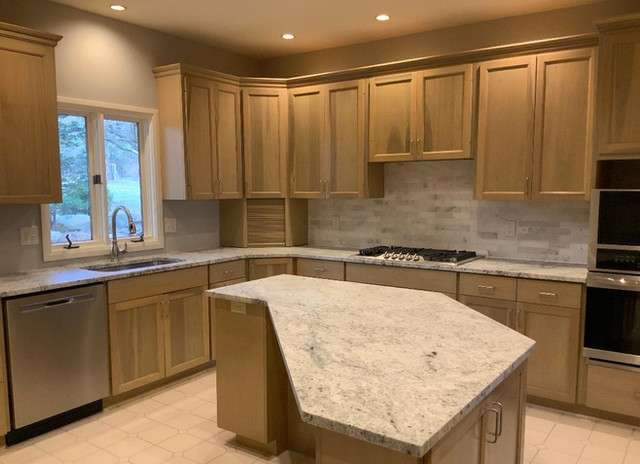 Kitchen Renovation - Cambria Ironsbridge