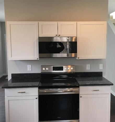 Kitchen Renovation Level 1 Granite Steel Grey