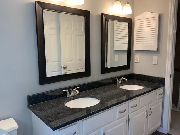 Counterop Replacement - Level 1 Granite Steel Grey