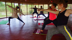Yoga asana for pregnant women