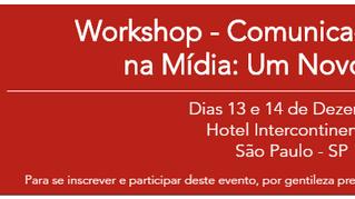 ILSI Workshop - Comunicação e Saúde na Mídia: Um Novo Tempo