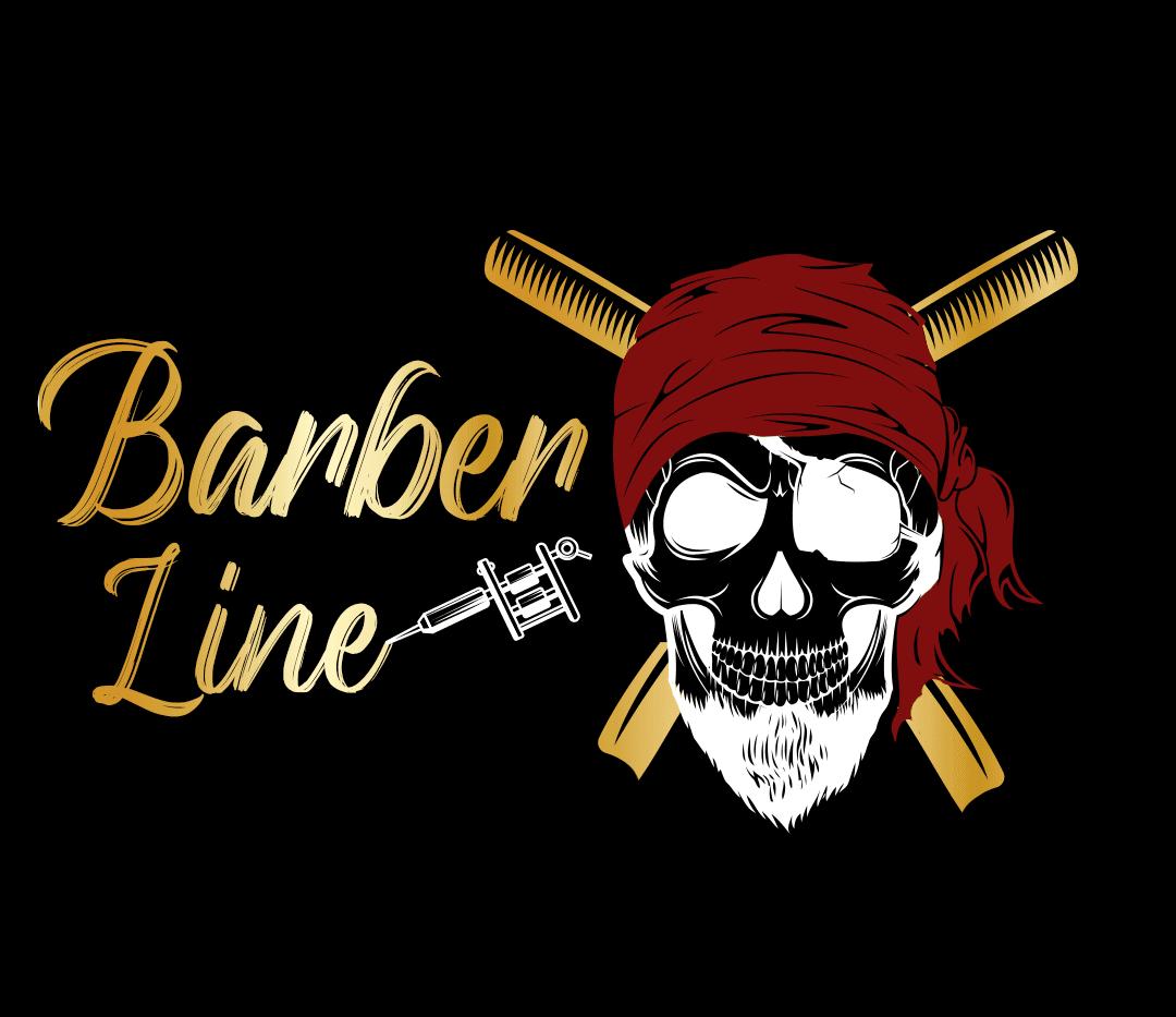 Logo Autoclave para tatuadores e barbearias Barber Line