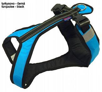 Zero DC Short Padded Harness