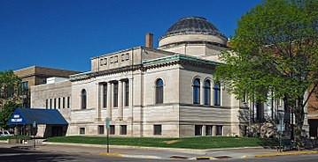library winona Minnesota