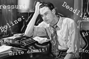 A Writer's-Block Buster