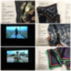 Silk-scarves-used-in-Fashion-film-called