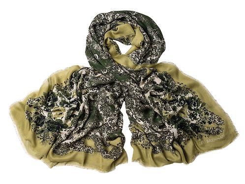 'Ciara' - Connemara Marble & Tonal Roses