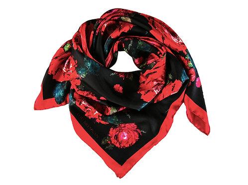 'Mayo Rose' – Red, Green & Black