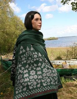 Mary in 'Grace' scarf.JPG