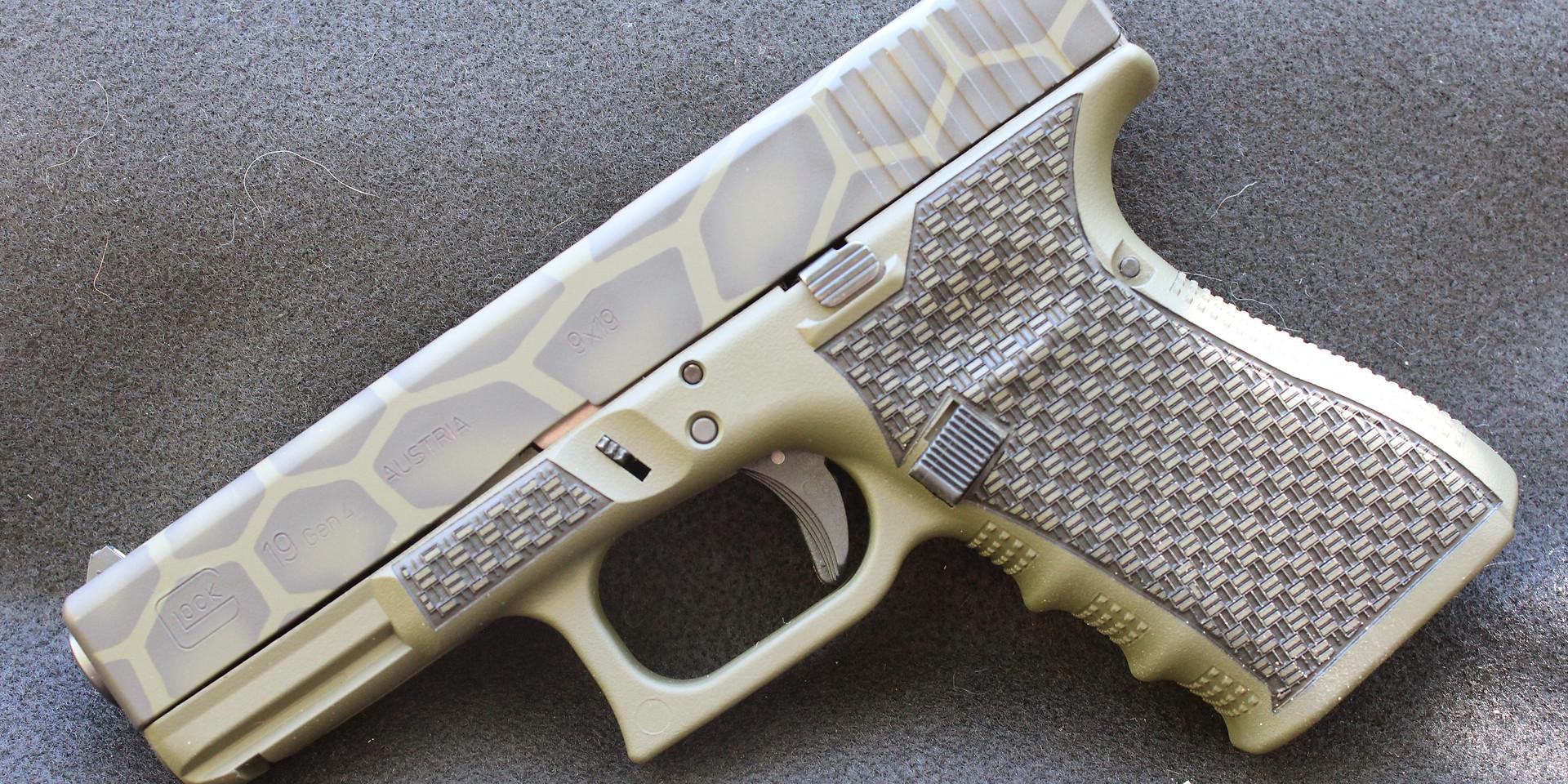 Glock 19 Gen 4 custom