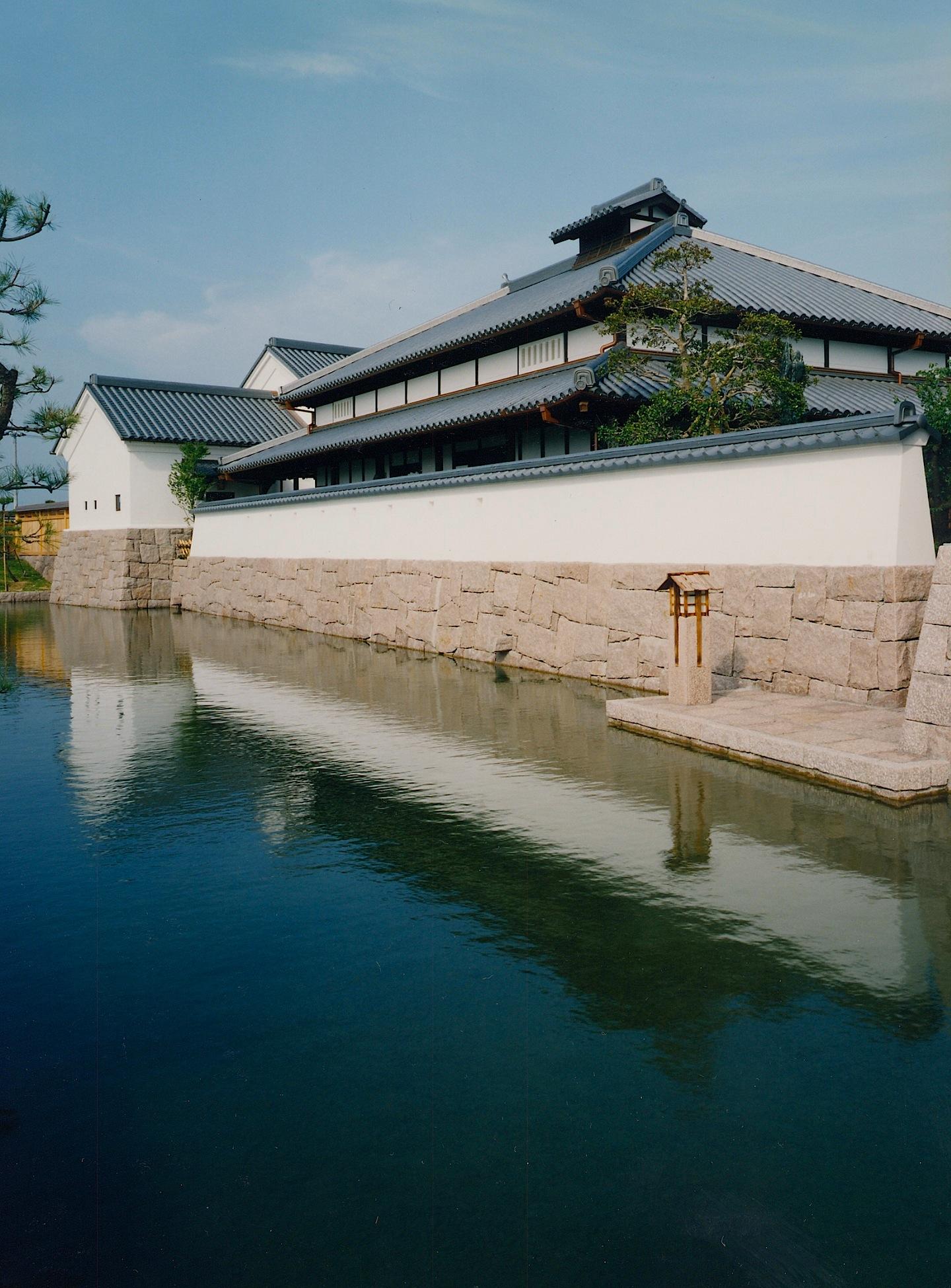 Awanosato Moat.jpg