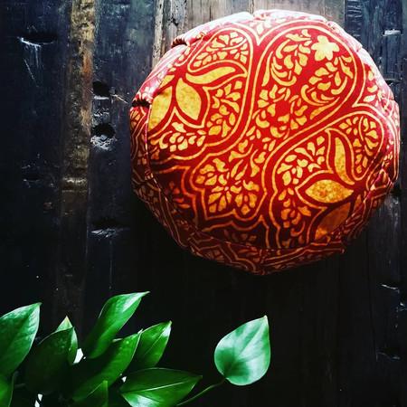 Batik Scroll