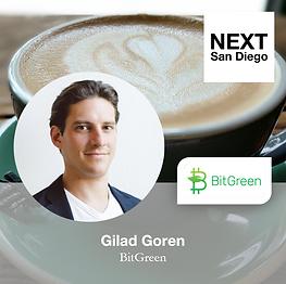 Coffee 2021-07-08 Gilad Goren BitGreen.P