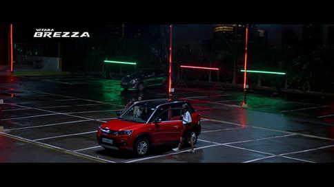 Vitara Brezza - Mood Light [Maruti Suzuki Commercial ]