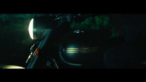 Jawa Perak - 2 Wheels & the Dark