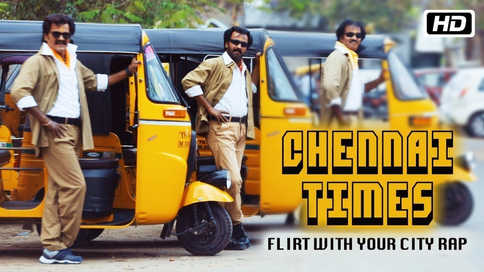 Chennai Times | Flirth with your City - Times of India