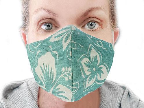 Reusable Mask Hibiscus (1)