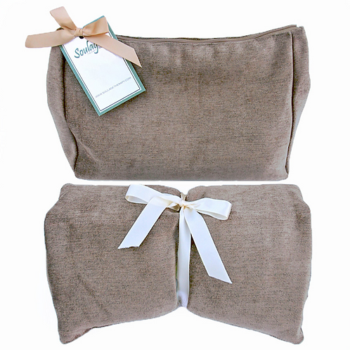 Taupe Body Wrap