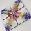 Thumbnail: Rainbow Alcohol Ink Coasters