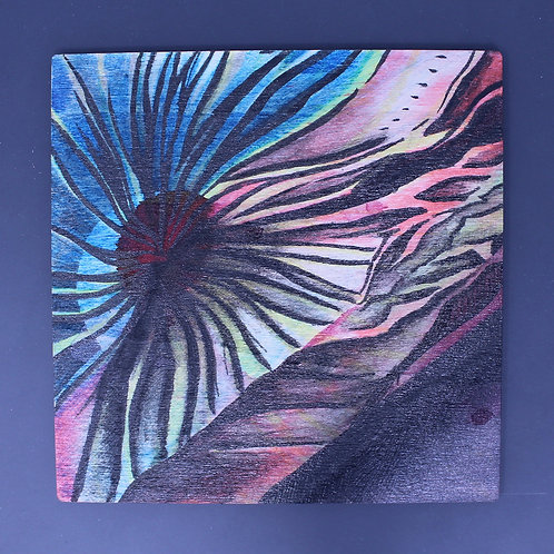Ink Drawing Magnet