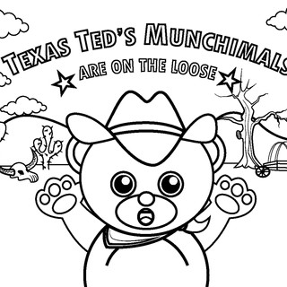 Texas Ted Cover