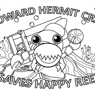 Howard Hermit Crab Cover