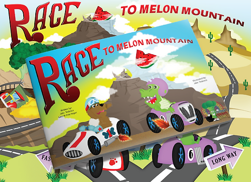 Race to Melon Mountain Kit