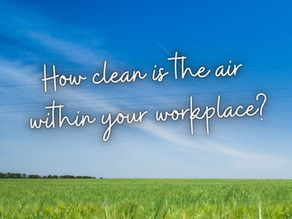 Do you have air conditioning or ventilation within your workplace?