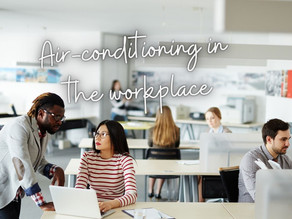 Benefits of air conditioning in the workplace