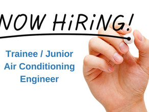 We are #Hiring