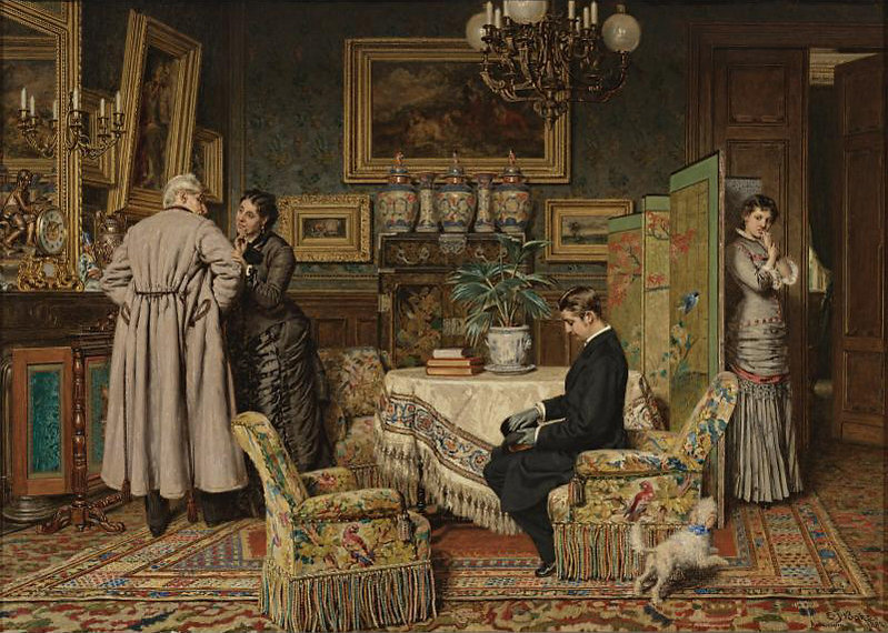 Evert_Jan_Boks_The_Marriage_Proposal_188