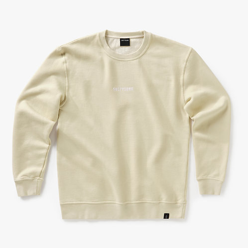 Essential - Sweater - Mellow Ecru